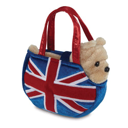 Fancy Pal Bulldog Union Jack - Aurora World LTD