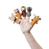 Gruffalo's Child Finger Puppets - Aurora World LTD