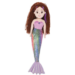 Sea Sparkles Mermaid Pearl - Medium - Aurora World LTD