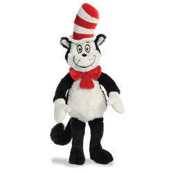 The cat in the hat soft toy