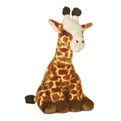 Adorable giraffe soft toy