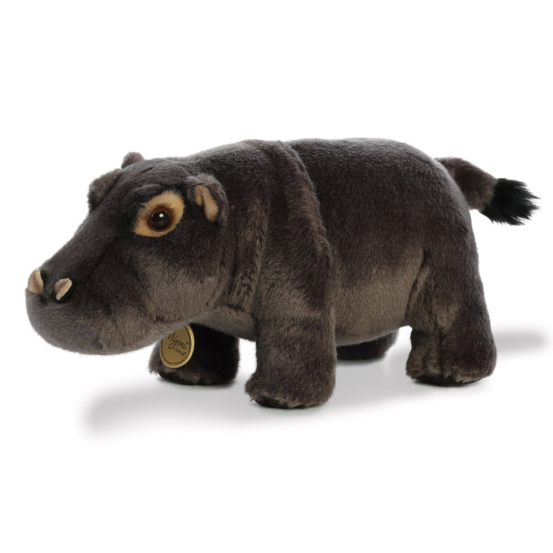 MiYoni Hippopotamus 10.5In - Aurora World LTD