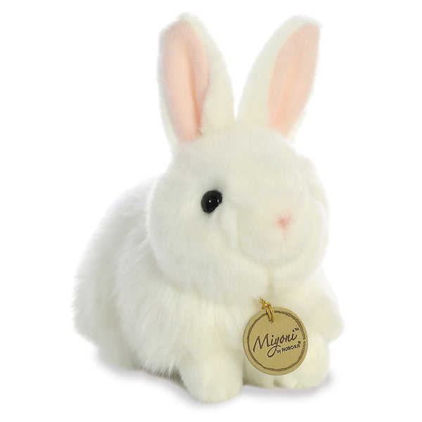 MiYoni Angora White Bunny - Aurora World LTD