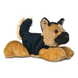 Mini Flopsie - Shep German Shepherd - Aurora World LTD