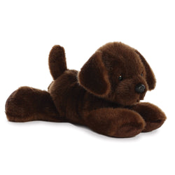 Mini Flopsie - Lil Lucky Chocolate Lab - Aurora World LTD