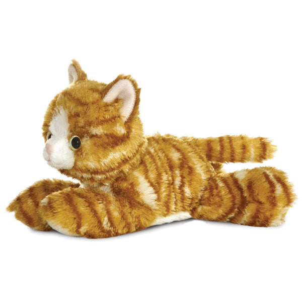 Mini Flopsie - Molly the Ginger Tabby Cat - Aurora World LTD