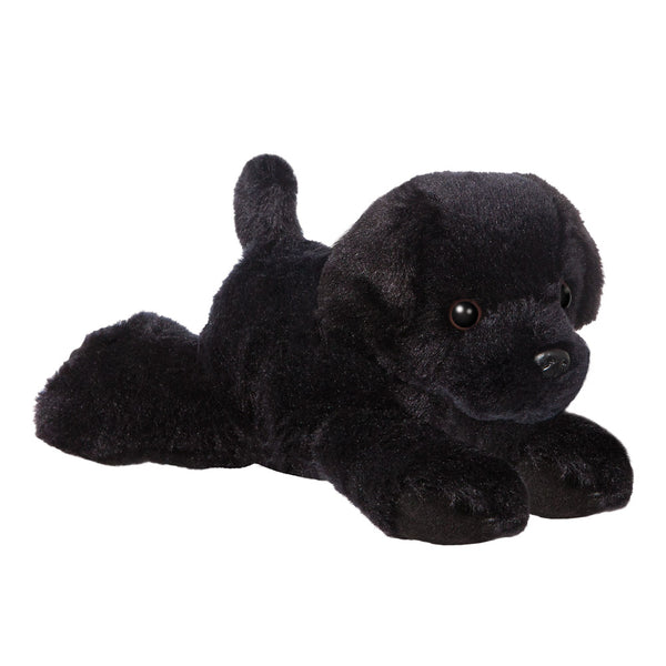 Mini Flopsie - Blackie Black Labrador - Aurora World LTD
