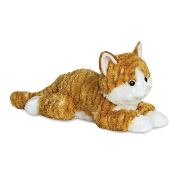 Flopsie - Ginger Tabby Cat - Aurora World LTD