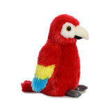 Mini Flopsie - Scarlet Macaw Parrot - Aurora World LTD