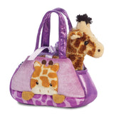 Fancy Pal Peek-a-Boo Giraffe - Aurora World LTD