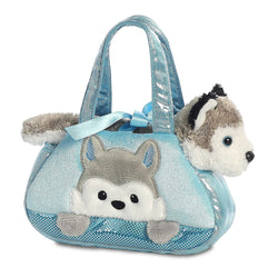 Fancy Pal Peek-a-Boo Husky - Aurora World LTD