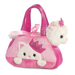 Ausgefallene Kumpel Peek-a-Boo Prinzessin Kitty - Aurora World LTD