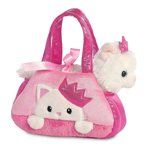 Fancy Pal Peek-a-Boo Princess Kitty - Aurora World LTD