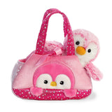 Fancy Pal Peek-a-Boo Penguin Pink - Aurora World LTD