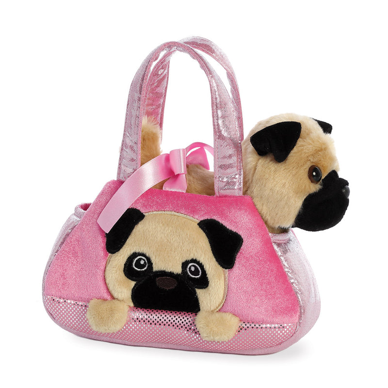 Fancy Pal Peek-a-Boo Pug - Aurora World LTD