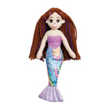 Sea Sparkles Mermaid - Pearl - 10In - Aurora World LTD