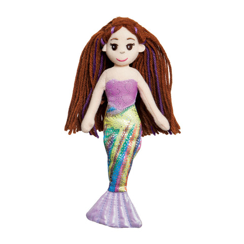 Sea Sparkles Mermaid - Pearl - Small - Aurora World LTD