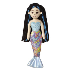 Sea Sparkles Mermaid Aqua - Small - Aurora World LTD