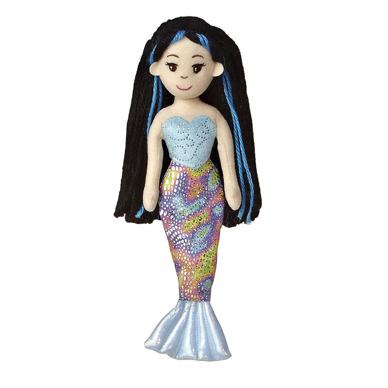 Sea Sparkles Mermaid Aqua - 10In - Aurora World LTD
