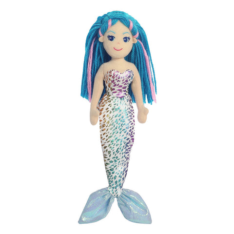 Sea Sprites - mermaid soft toy - Nerine - Small - Aurora World LTD
