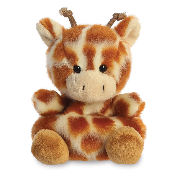 Palm Pals Safara Giraffe Soft Toy - Aurora World LTD