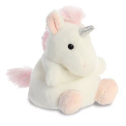 Palm Pals Sassy Unicorn, 5In - Aurora World LTD