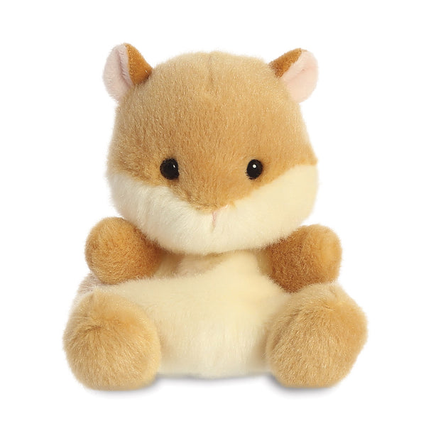 Palm Pals Happy Hamster Soft Toy - Aurora World LTD