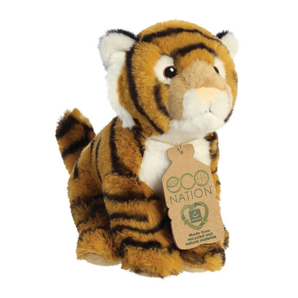 Eco Nation Bengal Tiger, 9In - Aurora World LTD