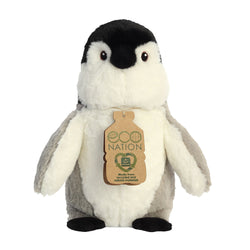 Eco Nation Penguin 9.5In - Aurora World LTD