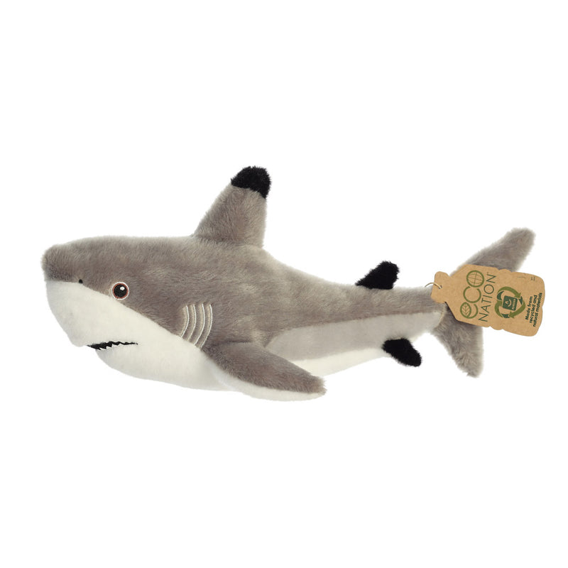 Eco Nation Blacktip Shark, 15In - Aurora World LTD