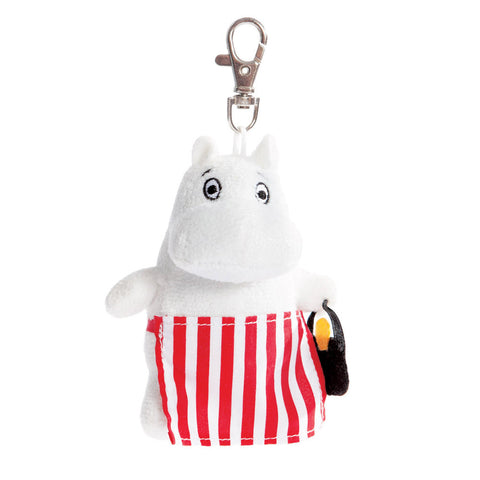 Moominmamma Key Clip - Aurora World LTD