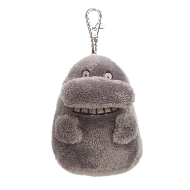 The Groke from The Moomins Key Clip - Aurora World LTD