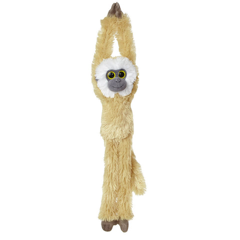 Hanging Gibbon - Light Brown
