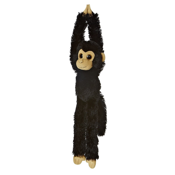 Hanging Chimp - Black - Aurora World LTD