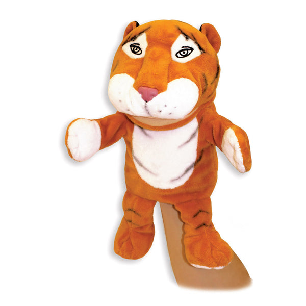 The Tiger Who Came To Tea hand puppet - Aurora World LTD