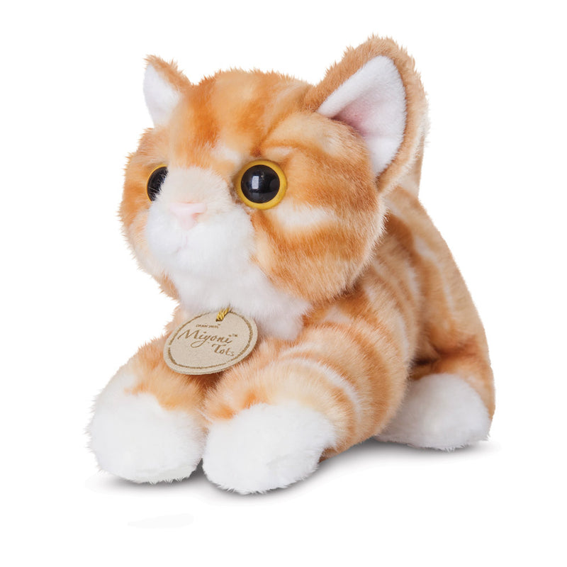 MiYoni Orange Tabby Cat - Aurora World LTD