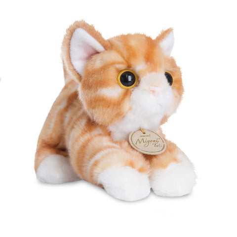 MiYoni Orange Tabby Cat