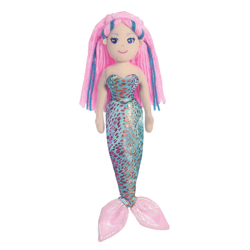 Sea Sprites - Nixie the mermaid - 10In - Aurora World LTD