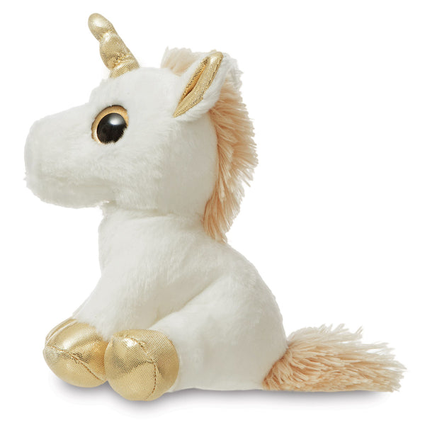Sparkle Tales unicorn soft toy