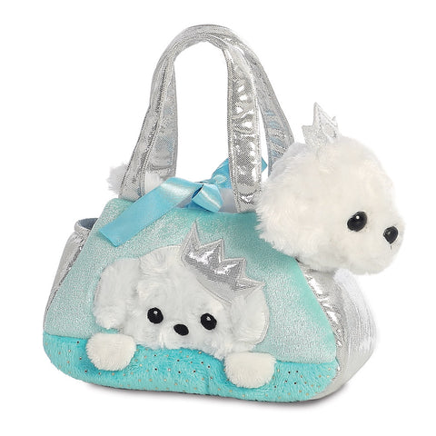 Fancy Pal Peek-a-Boo Princess Puppy - Aurora World LTD