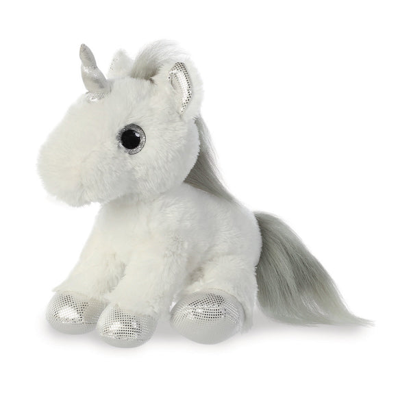 Sparkle Tales Twilight Unicorn Silver - Aurora World LTD