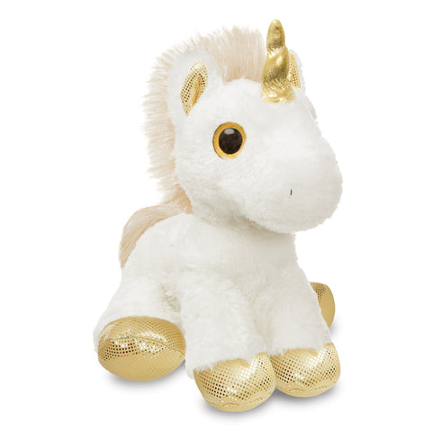 Sparkle Tales Star Unicorn Gold 12In