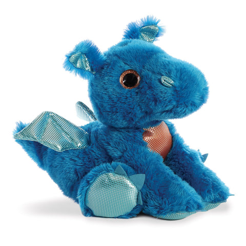 Sparkle Tales dragon soft toy