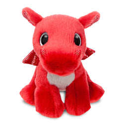 Sparkle Tales Flame Red Dragon - Aurora World LTD