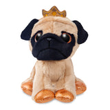 Sparkle Tales Royal Pug Dog with Crown - Aurora World LTD