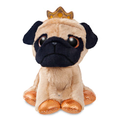 Sparkle Tales Royal Pug Dog 7In