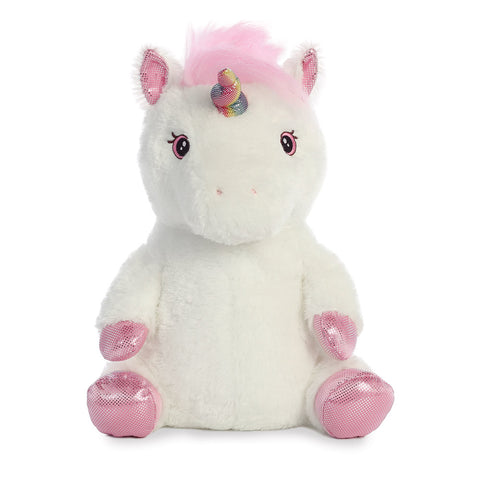 Sparkle Tales Dream Reversible Cushion Unicorn - Aurora World LTD