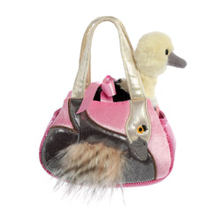 Luxe Boutique Sadira Ostrich Fancy Pal