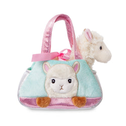Fancy Pal Peek-a-Boo Alpaca - Aurora World LTD