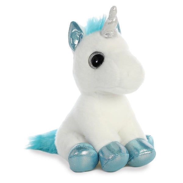 Sparkle Tales Snowbelle Unicorn 7In